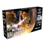 PNY GeForce 8600 GT - 512 Mo TV-Out/DVI - PCI Express (NVIDIA GeForce 8600 GT)