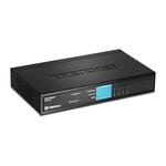 Switch 8 ports ethernet dont 4 ports PoE