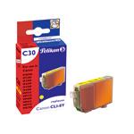 Pelikan cartouche compatible CLI-8Y (Jaune)