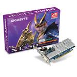 Gigabyte GV-RX155256DE-RH - 256 Mo TV-Out/DVI - PCI Express (ATI Radeon X1550)