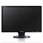 """Samsung 24"""" LCD - SyncMaster 245B+ - 5 ms - Format large 16:10"""