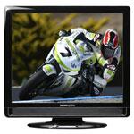 """Hannspree 19"""" LCD - HT11 - 5 ms - Tuner TNT intégré (coloris noir)"""