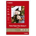 Canon PP-201 - Papier Photo, 260g/m² (A3, 20 feuilles)
