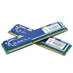 G.Skill HK Series 4 Go (kit 2x 2 Go) DDR3-SDRAM PC3-10600 - F3-10600CL8D-4GBHK (garantie 10 ans par G.Skill)
