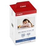 Canon KP-108IN - Kit Encre + Papier Format carte postale 148 x 100 mm (108 impressions)