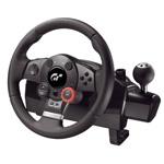 Volant + Levier de vitesse + Pédalier (pour PC / PlayStation 2 / PlayStation 3)