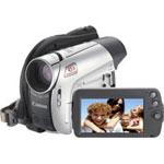 Canon DC320 - Caméscope DVD (coloris argent)