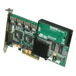Promise SuperTrak EX16350 - Carte contrôleur PCI-Express 8x (16 ports SATA RAID internes)