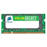 RAM SO-DIMM DDR2 PC6400 - VS1GSDS800D2 (garantie 10 ans par Corsair)
