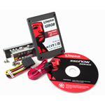 "Kingston SSDNow V-Series Desktop Kit - SSD 128 Go 2.5"" Serial ATA II"