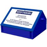 Ruban compatible 769-0 (Bleu) - Pour machine à affranchir PITNEY BOWES ou SECAP