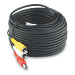 Swann SW271-H18 - Câble audio/vidéo et alimentation pour caméras - 18 mètres