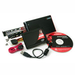 "Kingston SSDNow M-Series Bundle Kit - SSD 160 Go 2.5"" Serial ATA II"