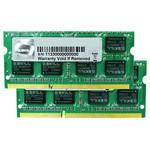 G.Skill SODIMM 8 Go (Kit 2x 4 Go) DDR3-SDRAM PC3-10666 - F3-10666CL9D-8GBSQ (garantie 10 ans par G.Skill)
