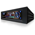 NZXT Sentry 2 - Rhéobus à écran LCD tactile (pour 5 ventilateurs)