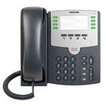 Cisco Small Business PRO SPA501G - Téléphone 8 lignes pour VoIP