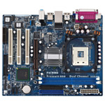 Carte mère Micro ATX Socket 478 Intel 865G