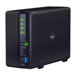 Synology Disk Station DS-209+ II - 3 To (2x 1.5 To) - (délai supplémentaire 1-3j pour montage)