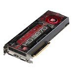 XFX ATI Radeon HD 5970 2 GB - 2 Go Dual DVI/Mini DisplayPort - PCI Express (ATI Radeon HD 5970)