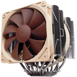 Noctua NH-D14 (pour sockets 775/1156/1366/AM2/AM2+/AM3)
