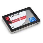 "Kingston SSDNow M-Series (Intel X25-M) - SSD 160 Go 2.5"" Serial ATA II Version 2 avec kit d'accessoires"