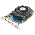 Sapphire Radeon HD 5670 HyperMemory - 512 Mo HDMI/DVI/DisplayPort - PCI Express (ATI Radeon HD 5670)