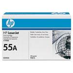 HP CE255A - Cartouche d'impression intelligente, Noir (6 000 pages à 5%)