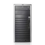 ProLiant ML110 G5 - Intel Core 2 Duo E7400 1 Go 250 Go Lecteur DVD MicroTour (4U)