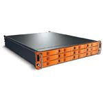 LaCie 12big Rack Serial 6 To (Mini SAS) - Rack de stockage professionnel à 12 disques Enterprise Class - (garantie LaCie 3 ans)