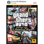 GTA IV - Grand Theft Auto IV : Episodes From Liberty City (PC)