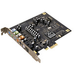 Carte son surround X-Fi CMSS-3D PCI Express (bulk)