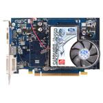 Sapphire X1550 - 512 Mo - TV-Out/DVI - PCI Express (ATI Radeon X1550)