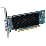 Carte graphique Quad-Display 1 Go Low Profile sur port PCI Express x16 (4 sorties DisplayPort)