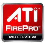 ATI FireMV 2260 256 Mo - Dual DisplayPort - PCI