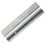 Règle plate en aluminium 50 cm