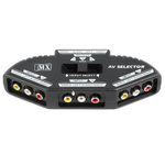 Switch Audio/Vidéo RCA 3 ports