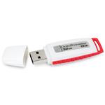 Kingston DataTraveler G3 32 Go USB 2.0 - Rouge (garantie constructeur 5 ans)