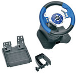 Under Control Volant retour de force pour PS3/PS2/PC