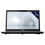 "Medion Akoya P8611 - Intel Pentium Dual-Core T4500 4 Go 320 Go 18.4"" LED NVIDIA GeForce GT 230M Graveur DVD Wi-Fi N Webcam Windows 7 Premium 32 bits"