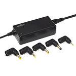 Chargeur secteur universel 40 watts avec sélection automatique de la tension