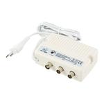Amplificateur pour antenne TV - 2 sorties (2x 18dB)