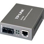 TP-LINK MC200CM - Convertisseur RJ45 Gigabit cuivre vers fibre optique SC multimode