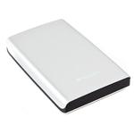 """Verbatim Store 'n' Go 2.0 - Disque dur externe 320 Go 2""""1/2 - Argent (USB 2.0)"""