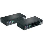 Kit d'extension KVM grande distance (VGA - PS/2 & USB)