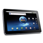 "ViewSonic ViewPad 7 - Tablette Internet - Qualcomm MSM7227 600 MHz 512 Mo 7"" LCD Tactile Wi-Fi G/Bluetooth/3G Webcam Android 2.2"