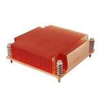 Dissipateur cuivre 1U pour processeur Intel Xeon (socket Intel 1150/1151/1155/1156)