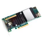 Carte contrôleur RAID 8 ports SAS/SATA 6Gb/s externes - PCI-Express 8x