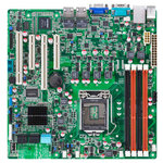 Carte mère Micro ATX Socket 1155 Intel C204 - SATA 6 Gbps