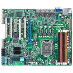 Carte mère ATX Socket 1155 Intel C204 - SATA 6 Gb/s - Quad Gigabit