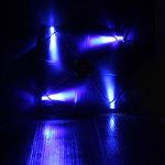 BitFenix Spectre LED 200 mm Bleu - Ventilateur LED 200 mm